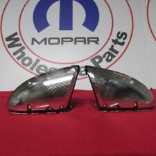 DODGE RAM driver LEFT & passenger RIGHT mirror turn signal NEW OEM MOPAR