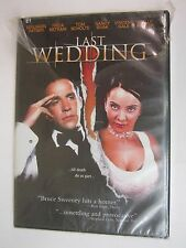 Last Wedding (DVD, 2003)- Frida Betrani, Benjamin Ratner - BRAND NEW      SEALED