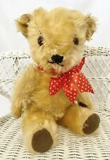 Lovely vintage Chiltern teddy bear - 28cm - 11""