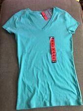 Kersh Ladies Diamante Embellished Top T Shirt BNWT Pink Size M J3