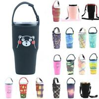 Black Glass Bottle Cover Scald Proof Insulation Cup Sleeve Insulation Cup BG