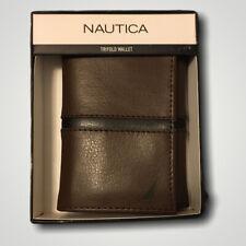 nautica wallet men