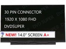 "New listing New Lenovo P/N 5D10M42891 14.0"" Fhd Ips Display Wuxga Lcd Led Narrow Screen"