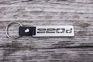320 d keychain for BMW cars schlüsselanhanger 2.0 turbo diesel M47 D20 N47