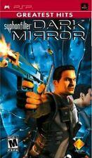 PSP Syphon Filter: Dark Mirror