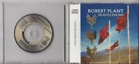 ROBERT PLANT Heaven Knows 3 INCH CD MAXI ft Big Log [ Led Zeppelin]
