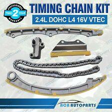 Timing Chain Kit for Honda 2.4L VTEC Accord CRV Element TSX K24A1 K24A4 K24A8