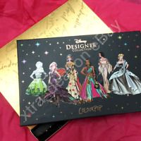 ColourPop DISNEY DESIGNER COLLECTION Eyeshadow Palette IT'S A PRINCESS THING NEW