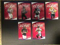 2020 PANINI SCORE FOOTBALL CARD IN THE ZONE INSERTS YOU CHOOSE NFL CARDS FS
