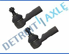 New (2) Outer Tie Rod End Links for Toyota Celica Corolla Scion Chevy Prizm Geo