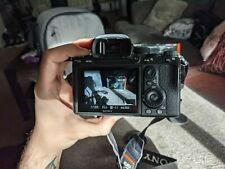 Sony a7 III 24.2 MP Mirrorless Digital Camera - Black - Lens - Bundle