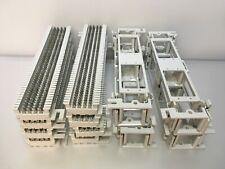Lot of 11 NEW SIEMON Co. # S66M1-50 SPLICE PANEL 66 block W/ STAND OFF BRACKET