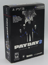 Payday 2 Collectors Edition (ps3)