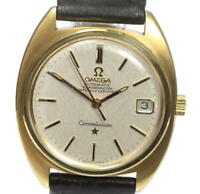 OMEGA Constellation Date cal.564 antique Silver Dial Automatic Men's_544157