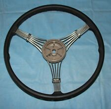 1937-1939 FORD REPRODUCTION BANJO STEERING WHEEL FLATHEAD MODEL A 1932 1934