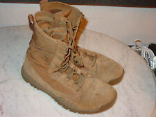 2017 Mens Nike SFB Special Field British Coyote 8 Inch Tactical Boots Size 11