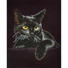 Diamond DOTZ Midnight Cat Dotting Painting Craft Kit