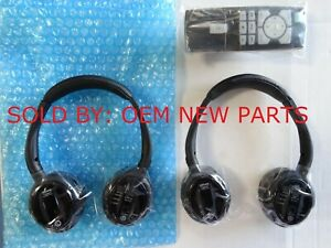 Natune Infinity Nissan OEM Wireless Headsets with Remote  (E11) 10R-04 804