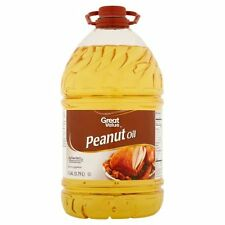 Great Value Pure Peanut Oil, 1 gal W