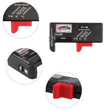 Battery Tester Checker for AA AAA C D 9v 1.5v Button Cell Batteries Bllt