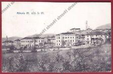 COMO ALBIOLO 04 Cartolina viaggiata 1907  Edizione LURASCHI MAZZOLETTI