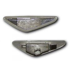 For BMW 3-Series E46 Coupe 03-06 Cabrio 03-06 Clear LED Side Repeaters