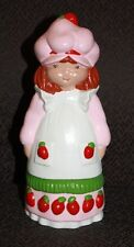 Strawberry Shortcake Porcelain Ceramic Figure statue free shipping USA used