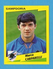 PANINI CALCIATORI 1996/97-Figurina n.316- CARPARELLI - SAMPDORIA -NEW