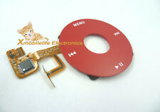 Red Clickwheel Click Wheel Flex for iPod 5th Gen Video 30GB U2 Special Edition