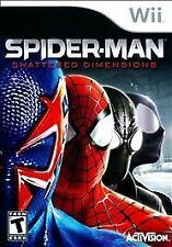 Spider-Man: Shattered Dimensions (Nintendo Wii, 2010) item3210