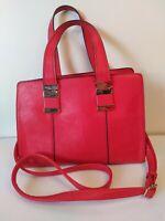 Gorett Faux Leather Bag, vegan, veggie friendly, tote, work, office, formal .