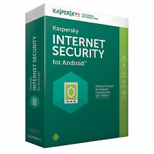 Kaspersky Internet Security 2018 Android ( 1PC, 3PC / Geräte %7c 1 Jahr )