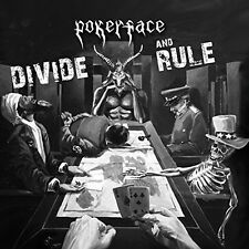 Divide & Rule - Pokerface (2016, CD NEUF)