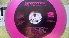 Bananarama - Move In My Direction cd maxi single promo 2005 11 tracks CDAG003P2
