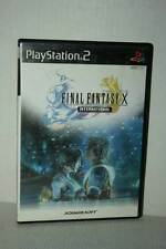 FINAL FANTASY X INTERNATIONAL USATO SONY PS2 ED GIAPPONESE NTSC/J GD1 52525
