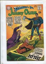 Superman'S Pal Jimmy Olsen #115 (7.0) Survival Of The Fittest!