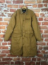 Polo Ralph Lauren M/L Hunting Cruiser Military RRL Trench Work Long Jacket