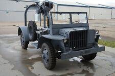 1941 Ford Gtb Ww2 Bomb Service Truck