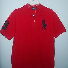 Ralph Lauren Jungen-T-Shirts & -Polos ohne Muster