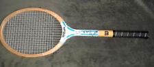CHRIS EVERT WIMBLEDON AUTOGRAPHED SIGNED WILSON CHAMP TENNIS RACKET W/COA