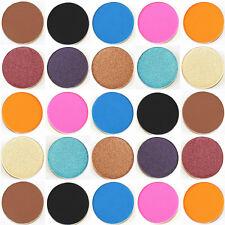 Single Eyeshadows Matte and Glitter Shimmer Stila MUA Makeup Geek ABH