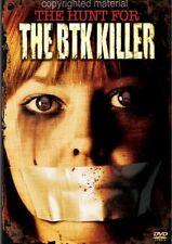 Hunt For The BTK Killer (DVD, 2007) Robert Forester, Daniel Kash, Gregg Henry