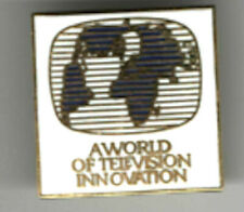 Media PinA World of Television Innovation Pin