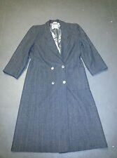 Saks Fifth Avenue Wool Coat Size 14 Vintage