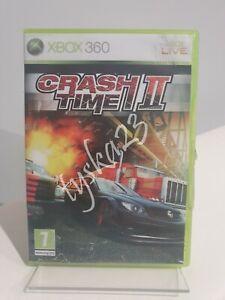 Crash Time II Xbox 360 Fast Free Post Christmas Birthday Gift