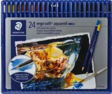 Ergo Soft Aquarell Soft Watercolor Pencils 24 Package - NEW