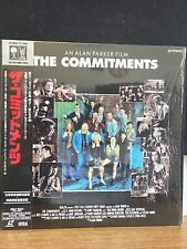 The Commitments Japanese Import With OBI
