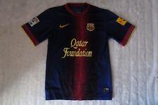 Camiseta Barcelona F.c. Casa Nº 10 Messi temporada 2012/2013 debe L @ @ K!!!