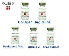 5pcs/lot Cautissa Serum Collagen Argireline  Hyaluronic Acid Snail VC Skin Care