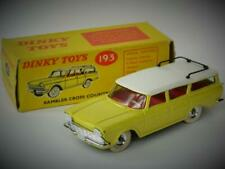 DINKY TOYS MECCANO 193 BOXED RAMBLER CROSS CROSS COUNTRY STATION WAGON 1961 VNM